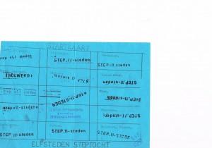 Stempelkaart '86