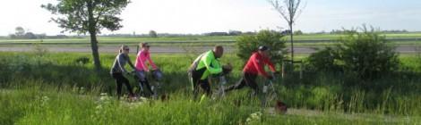 11e step/fietstoertocht Stepteam Brabantsbont Sprang-Capelle