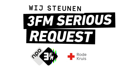 BSV steunt Serious Request 2017 in Apeldoorn